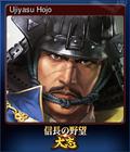 Ujiyasu Hojo