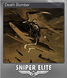 Death Bomber (Foil)
