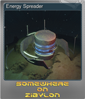 Energy Spreader