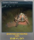 Sphere Generator