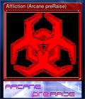Affliction (Arcane preRaise)