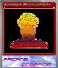 Apocalypse (Arcane preRaise)