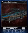 Antares Battlecruiser