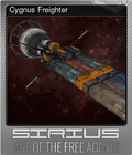 Cygnus Freighter
