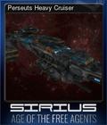 Perseuts Heavy Cruiser