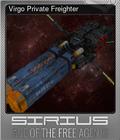 Virgo Private Freighter
