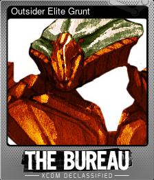 Outsider Elite Grunt (Foil)