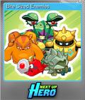 Bite Sized Enemies