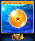 One-Star Dragon Ball