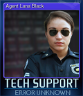 Agent Lana Black