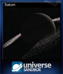 Saturn (Trading Card)