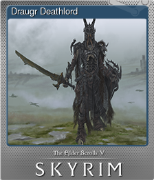 Draugr Deathlord (Foil)