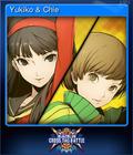 Yukiko & Chie