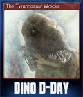The Tyrannosaur Wrecks