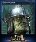 Grom Warrior