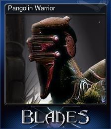 Pangolin Warrior