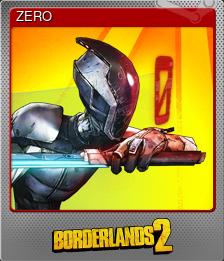 ZERO (Foil Trading Card)