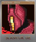 Third boss - Abyss