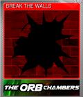 BREAK THE WALLS