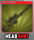 Sniper Weapon