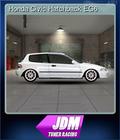Honda Civic Hatchback EG6