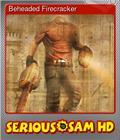 Beheaded Firecracker