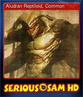 Aludran Reptiloid, Common
