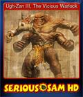 Ugh-Zan III, The Vicious Warlock