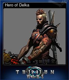 Hero of Delka