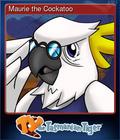 Maurie the Cockatoo