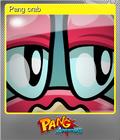 Pang crab