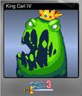 King Carl IV