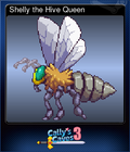 Shelly the Hive Queen