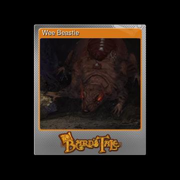 Steam Community Market Listings For 41900 Wee Beastie Foil