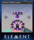 Enemy Orbital Laser