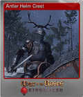 Antler Helm Crest