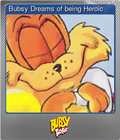 Bubsy Dreams of being Heroic