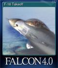 F-16 Takeoff