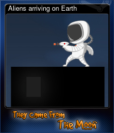 Aliens arriving on Earth