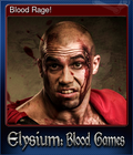 Blood Rage!
