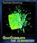 GooCube Dissolving