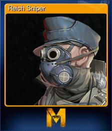 Reich Sniper