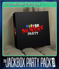 Trivia Murder Party Box