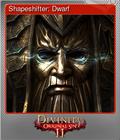 Shapeshifter: Dwarf