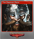 The Dwarven Race