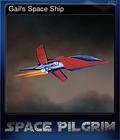Gail's Space Ship