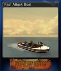 Fast Attack Boat