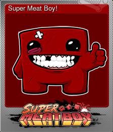 Super Meat Boy! (Foil)