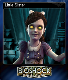 Little Sister (Trading Card)