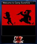 Welcome to Camp Sunshine